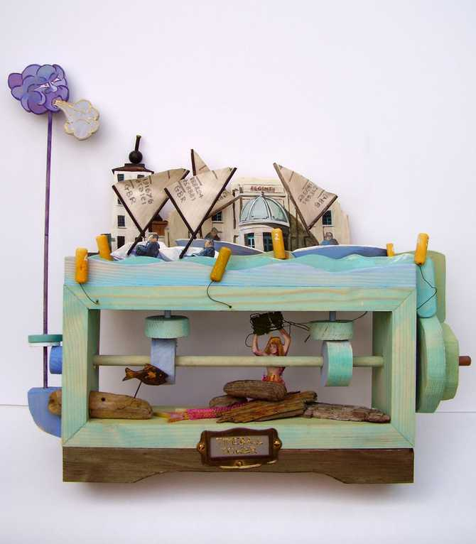Deal dinghies automata